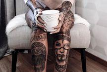 Girls tatoos