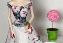Fashion Dolls / by Gypsy Girl