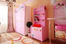Детская комната в доме на ул. Степана Разина/Московская