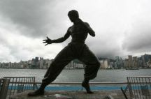 "Legend Never dies(75th birth anniversary of ""Bruce Lee"")"