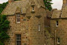 Beautiful Scotch Castles / Cele mai frumoase castele