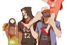 Overwatch family