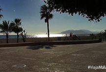 Paseo marítimo El Cantal, La Cala del Moral, Rincón de la Victoria, Málaga. / El increíble paseo marítimo de La Cala del Moral te ofrece unas vistas impresionantes, ven a relajarte y sentirte libre. ¡No te lo pienses más!