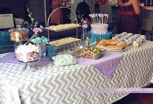 Gender Reveal Party Ideas / by Kristi Comeaux