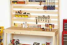 Storage Ideas Diy Garage