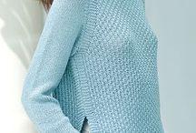 Bluzeczki, swetry itp.