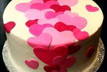 Pastel san valentin