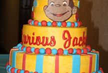 Kolt's 4th Birthday...Curious George (or for the moment) / by Kim Kohler