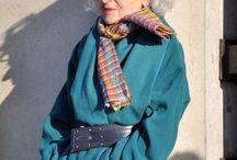 Cintura sopra il cappotto/Belt over coat