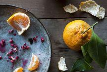 Obst und Gemüse / Essen, Vegan