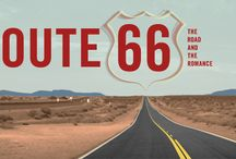 Route 66: The Road and the Romance / Connecting Chicago to Los Angeles, the 2,400-mile-long highway was a witness to history and a symbol for America on the move. Route 66: The Road and the Romance travels the iconic road from its inception in 1926 through the drama of the Great Depression to its heyday as a travel destination and the route's eventual displacement by the Interstate Highway System. The exhibition concludes with a contemporary look at the road and the movement for its preservation. / by The Autry
