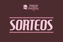 SORTEOS MAMAMUFFINS / Participa en nuestros sorteos y gana fantásticos productos para repostería y pastelería. ¡Es gratis!