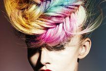 Hair photography / Hair photography