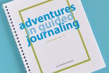 Pen to Paper-Journaling / by Valerie Ethier