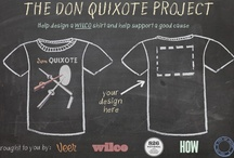 Don Quixote Prjoect / by Out of Print