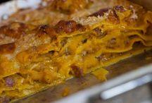 Cucina - lasagne / Ricette varie di lasagne