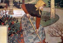 Eugène Grasset / Eugène Grasset, né à Lausanne le 25 mai 1845 et mort le 23 octobre 1917 à Sceaux, est un graveur, affichiste et décorateur et architecte français d'origine suisse, représentatif de l'Art nouveau.
