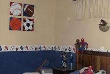 Dormitorios niños / Decoración y colores .