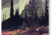 Canadian Paintings / paintings from Canadian painters
