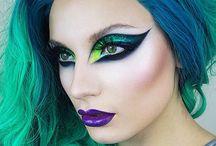 Dragqueen Makeup