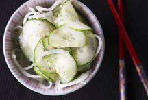 cooking - salads / by Christine Almeida