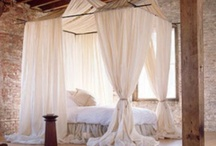 Bed and Bath Ideas / by Marni Havener