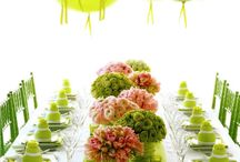 Green / Green, green inspired events