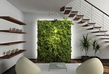 interior garden feeling
