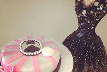 Shabby chic cakes / Shabby chic cakes.