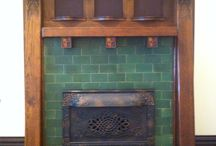 Saint Louis Fireplaces / A blend of the different fireplaces I find when touring homes in StL