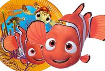 Finding Nemo Party Ideas / Nemo party decorations & party ideas