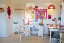 Craft Room / by Ana Valdez-Ortiz
