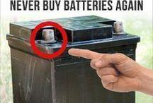 reckon dead batteries