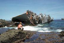 Botes Abandonados