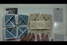 serviett brettet kort