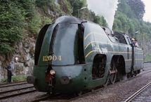 Choo Choos / Trains of course
