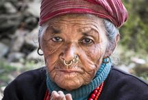 Thami tribe Nepal / Portraits of internally displaced community of indigenous Thami tribe, Dolakha district Nepal. October 2015  Photos (c) Miikka Järvinen http://miikkajarvinen.com