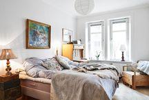 [BEDROOM] / Inspiración de habitaciones