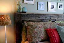 Bedrooms & Head boards