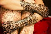Traditional Gujarati Mehndi designs