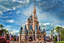 Disney World Luv / by Rebecca Calhoun