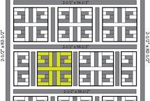Greek quilt