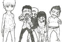 Kresby, ktoré sa mi páčia