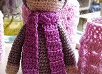 Ursos crochet