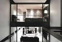 Narrow House / Space