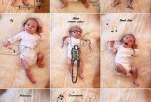 Erkek bebek fotoğrafçılığı