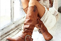 These boots were made for Walking / Boots