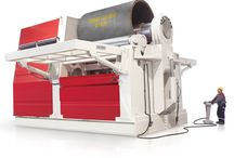 Akyapak Machines / Akyapak manufacturer a range of machines from section rollers for small box section through to plate bending rolls for 200mm thick material. To see the full range, visit: https://www.prosaw.co.uk/company/suppliers/akyapak