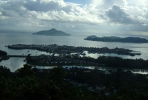Lisa Visits Seychelles