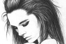 """MY WORK - Projet Gabrielle / Inspirations pour le roman """"Gabrielle"""""""
